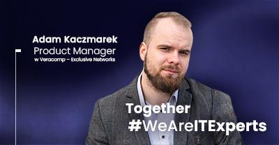 Adam Kaczmarek - IT ekspert
