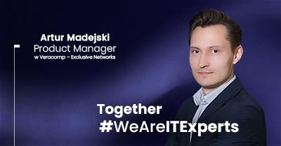 Artur Madejski - IT ekspert