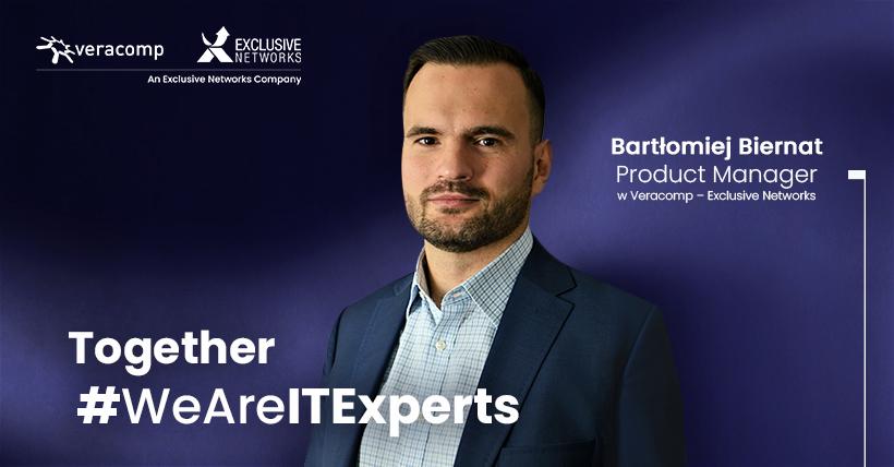 Bartłomiej Biernat - IT ekspert
