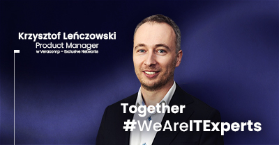 Krzysztof Leńczowski - IT ekspert