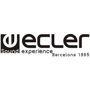 Logo Ecler Horyzontalne