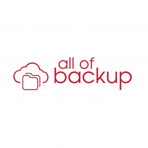 all of backup logo 2018