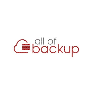 All of Backup Logo