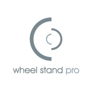 Logo Wheel stand pro