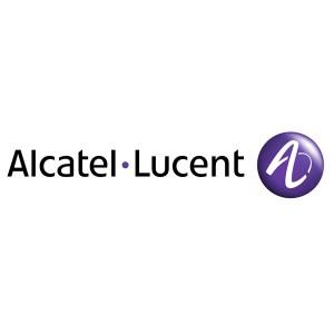 Alcatel-Lucent Logo Horyzontalne