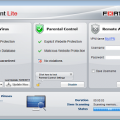 FortiClient zrzut ekranu